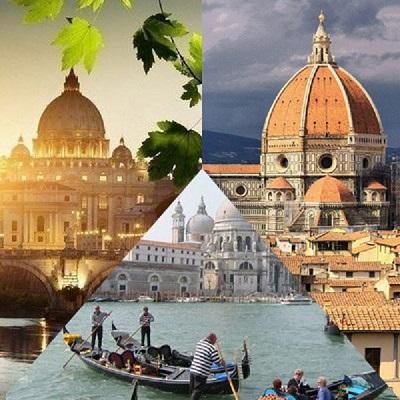 Тур в рим и флоренцию из москвы 2017